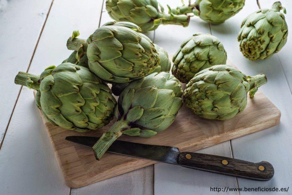 Ampolletas de alcachofa para adelgazar nutrisan