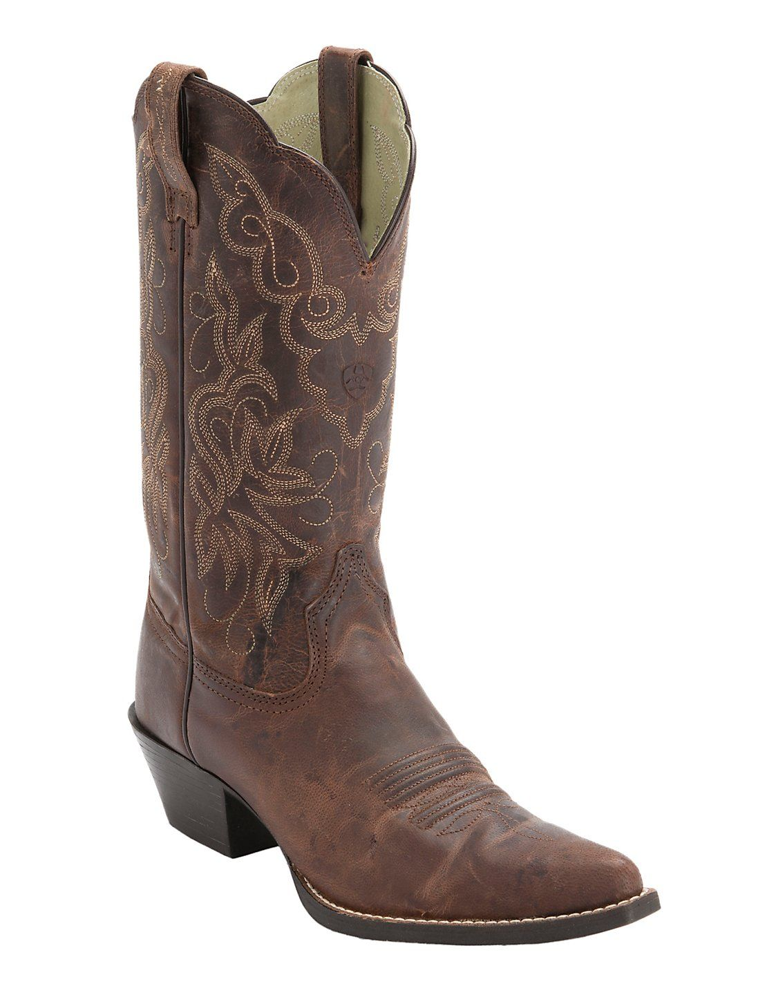 Ariat Heritage Cowgirl Boots - Pointed Toe | Fashion | Pinterest ...
