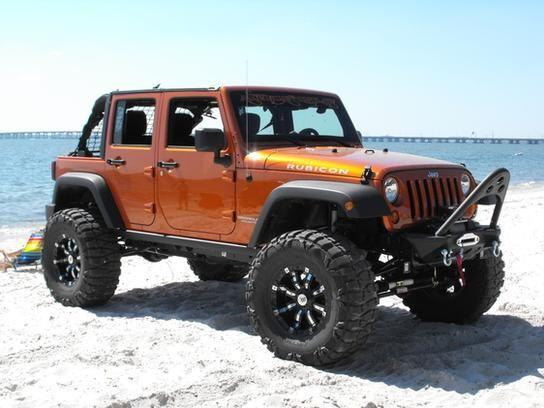 2011 Jeep Wrangler 4x4 Rubicon Jeep Wrangler 2011 Jeep Wrangler