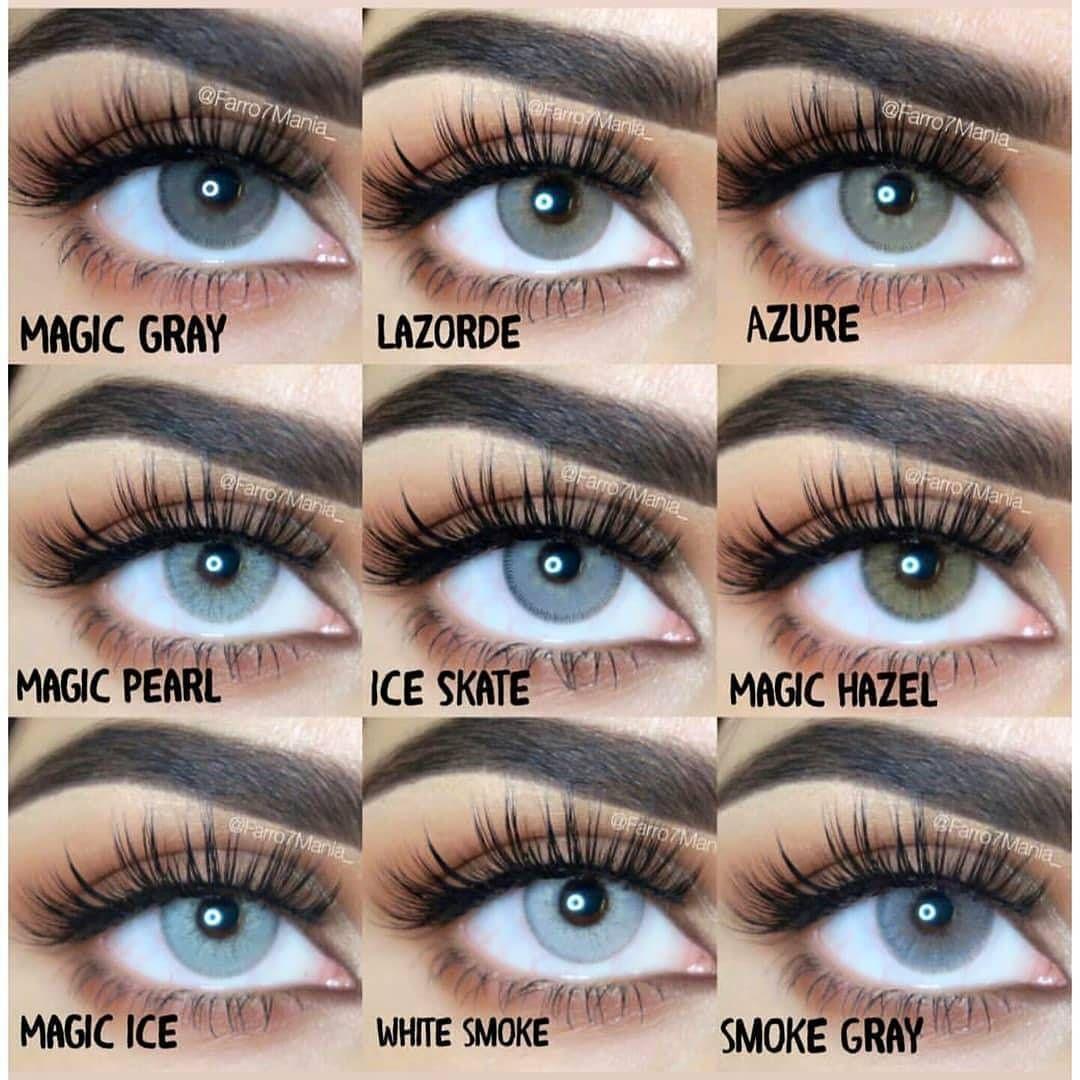 عدسات لازورد حجم العدسه 14 2 مدة الاستخدام 9شهور سعر التجميلي 450جنيه سعر ال Contact Lenses For Brown Eyes Contact Lenses Colored Brown Contact Lenses