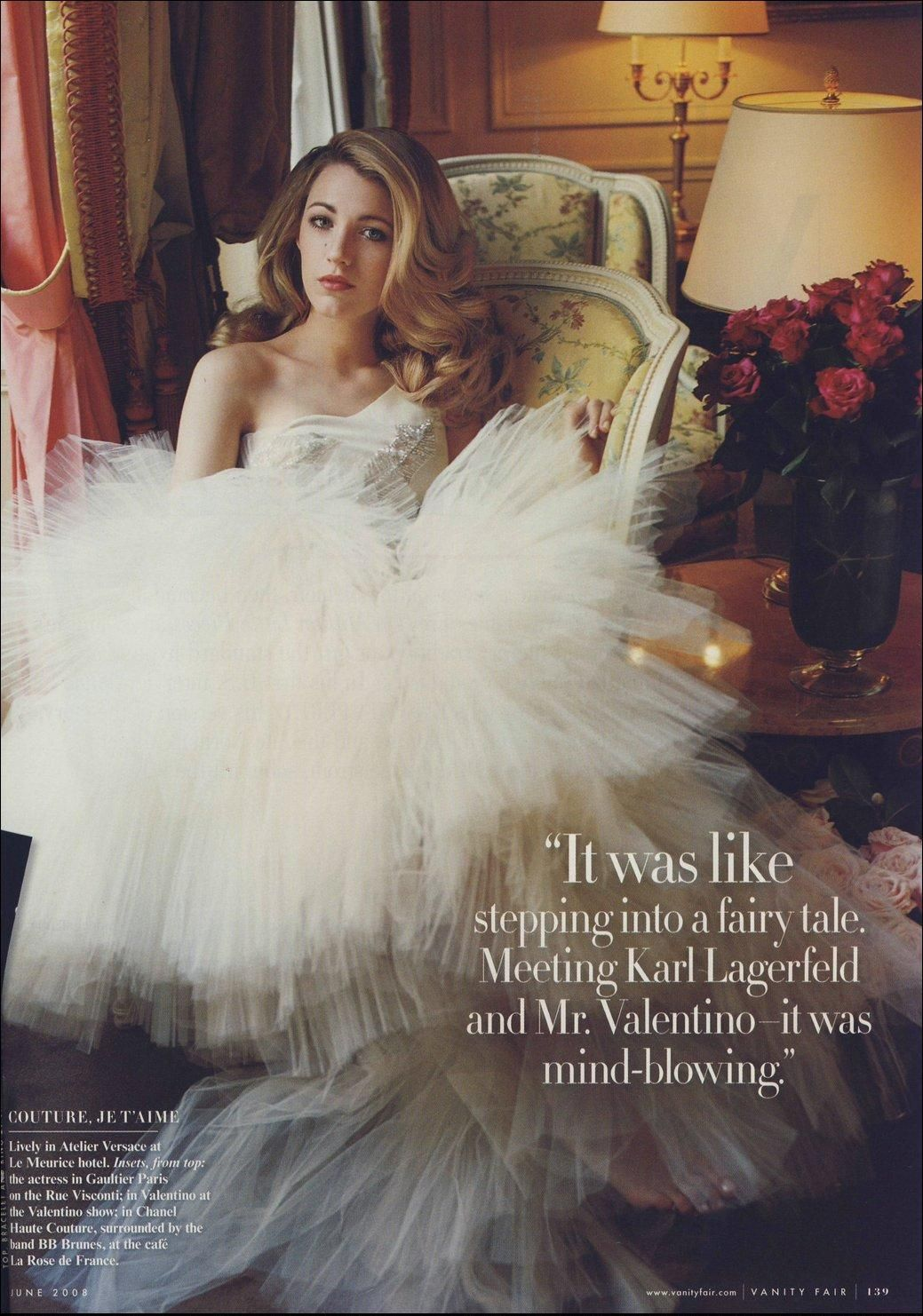 blake lively, wedding inspiration. Casamento