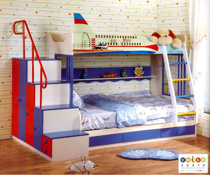 bunk bed - Bunkers Loft Bed
