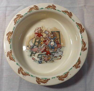 Royal Doulton Bunnykins Childrens Set Bowl Mug Plate New Ebay Royal Doulton Plates Bowl