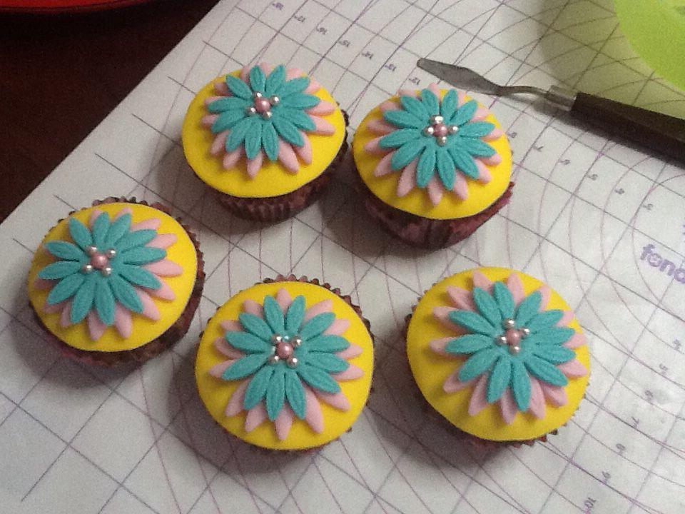 Cupcakes brownies