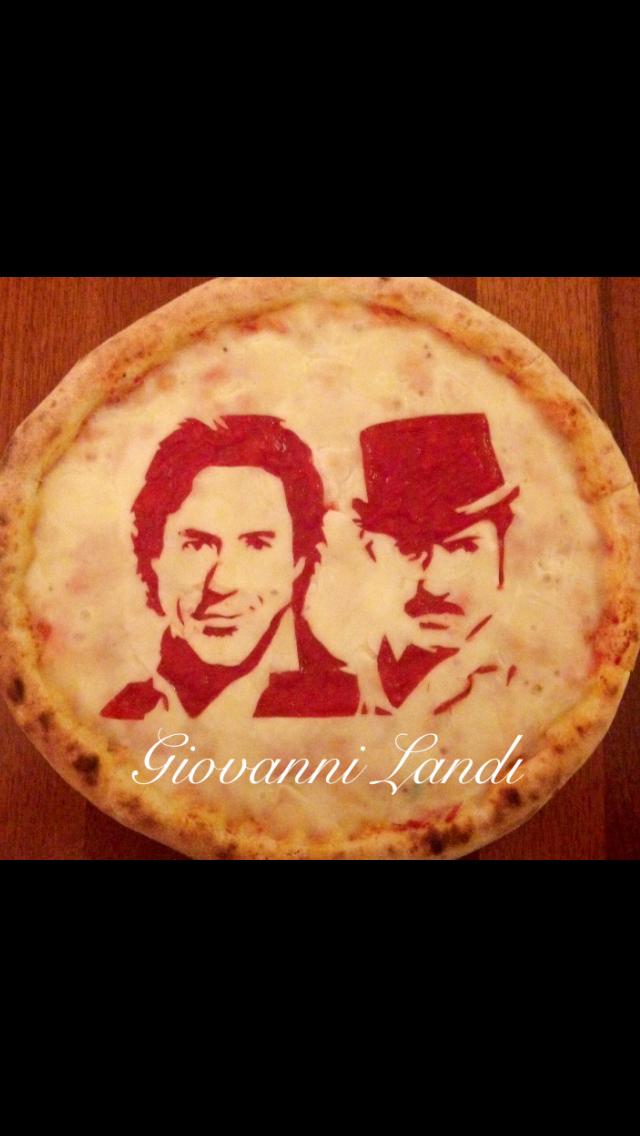 Giovanni Landi of Italy | I love pizza, Pizza art, Love pizza
