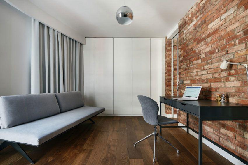 Wonderful Wielicka Apartment designed by BLACKHAUS Architecture