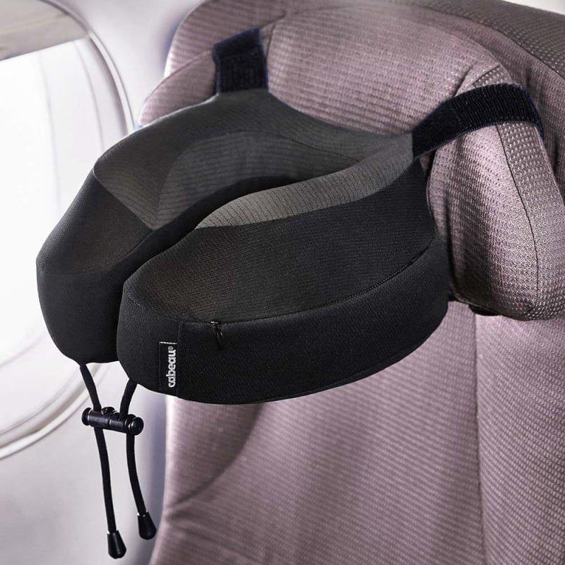 cabeau neck pillow travel neck pillow