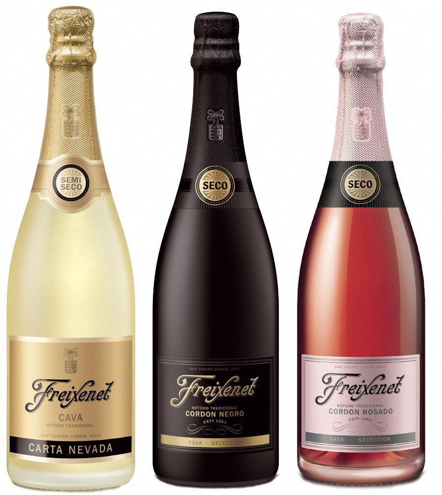 El Cava A Spanish Sparkling Wine Most Of Which Is Produced In