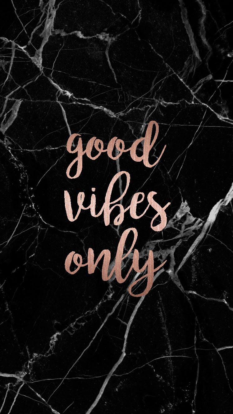 Good Vibes Only 750x1334 En 2019 Ideas De Fondos De