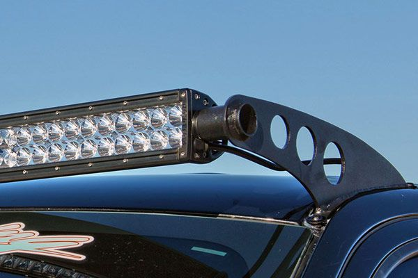 Rigid Industries Roof Lightbar Mount Kits Led Light Bar Mounts