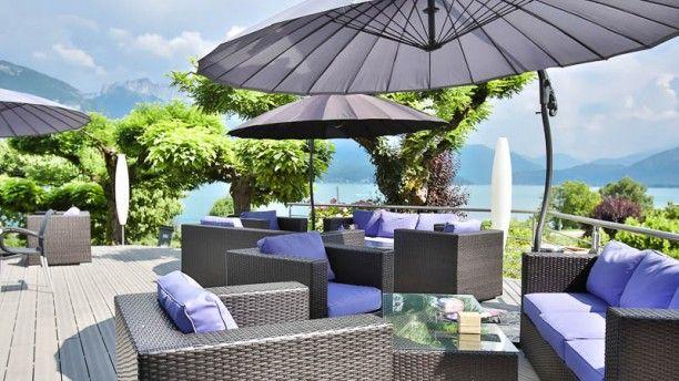 Beauregard / Restaurant La Boussole Terrasse Lounge | Annecy ...