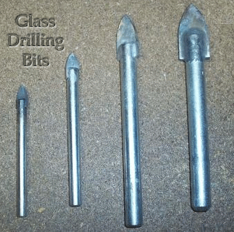Tips For Drilling A Glass Bottle Diy Bottle Crafts Recycled