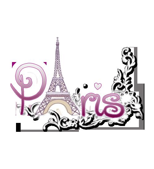Paris Tour Eiffel Caligraphie Fond De Carte Carte Paris