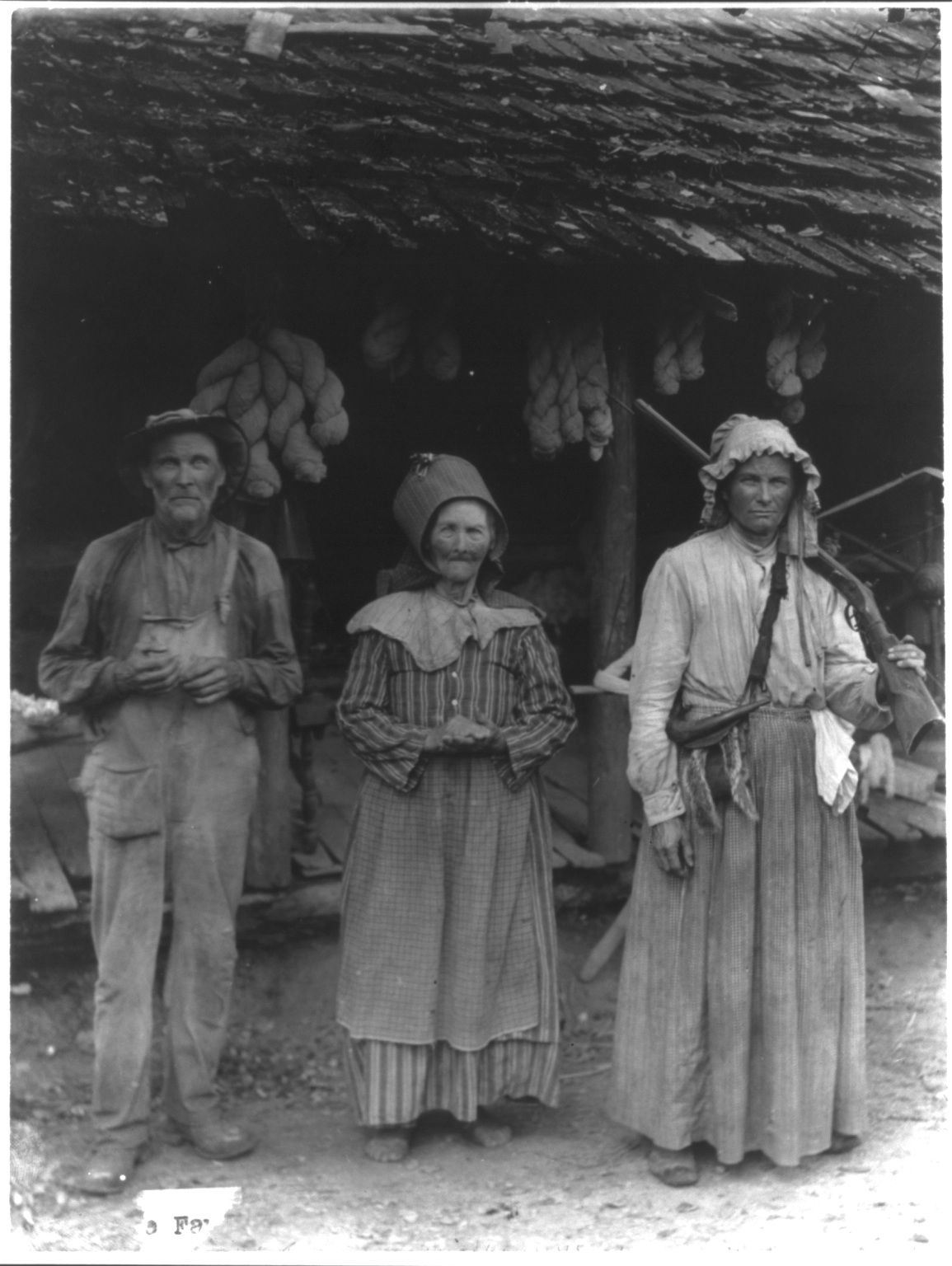 Tennessee Appalachian Mountain People
