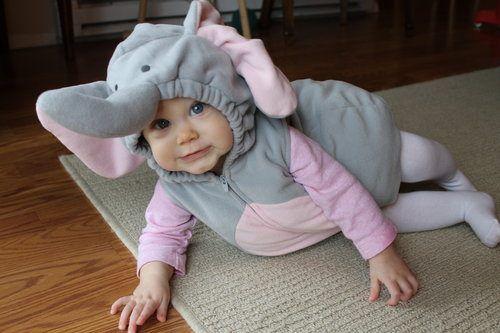 22 disfraces de Halloween para bebés