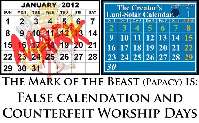 The Mark Of The Beast What It Is How To Avoid It Marks