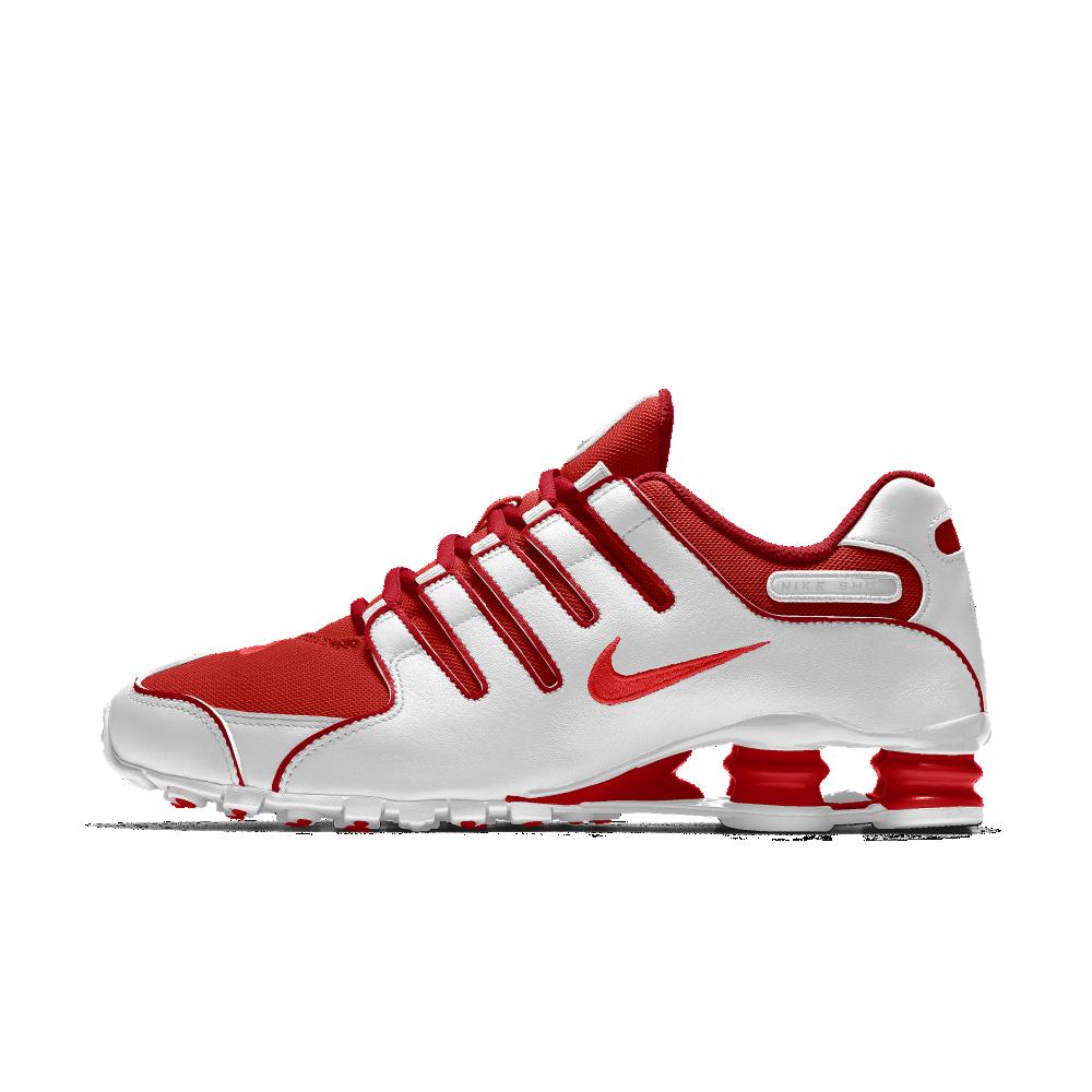 afad3f7bf28f Nike Shox NZ iD Men s Shoe Size 11.5 (Red)