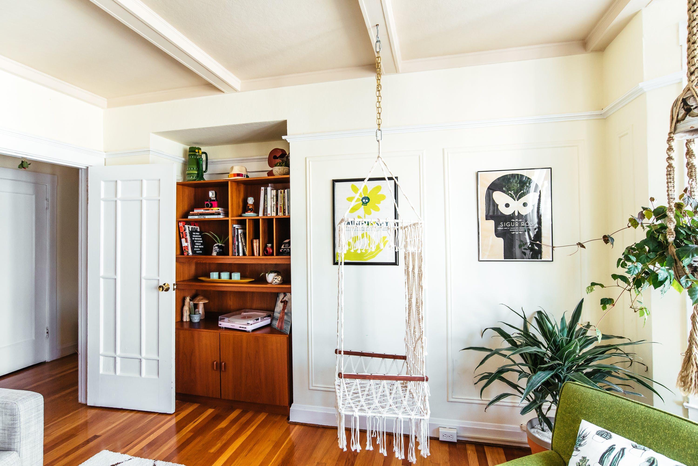 Saying Goodbye To A Craigslist Chic San Francisco Apartment With Images San Francisco Apartment Wall Nook Apartment