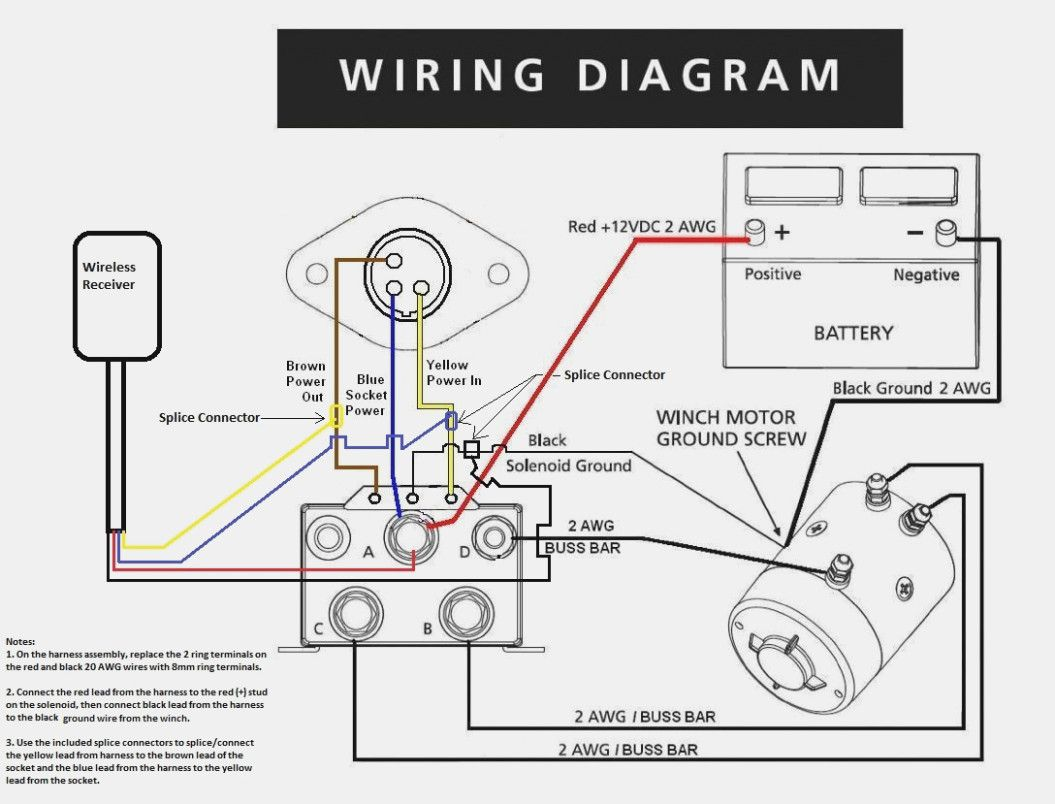 Image result for smittybilt winch wiring diagram | Auto electrico, Mecanico  de autos, MotoresPinterest