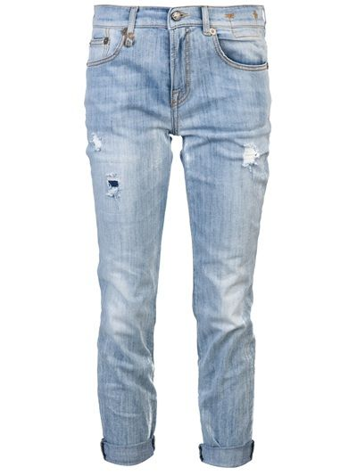 751818c15db1fc r13, relaxed skinny jeans | Girl's Just Want... | Cuffed skinny ...