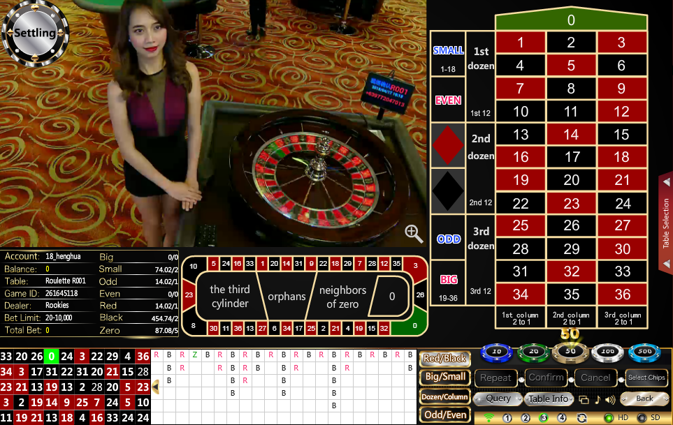 18ClubSG online casino games are including hundreds of slots, online roulette, blackjack ,baccarat , poker and sic bo live dealer games. Let's join us and chat with the lucky baby :) www.18onlinegame.com