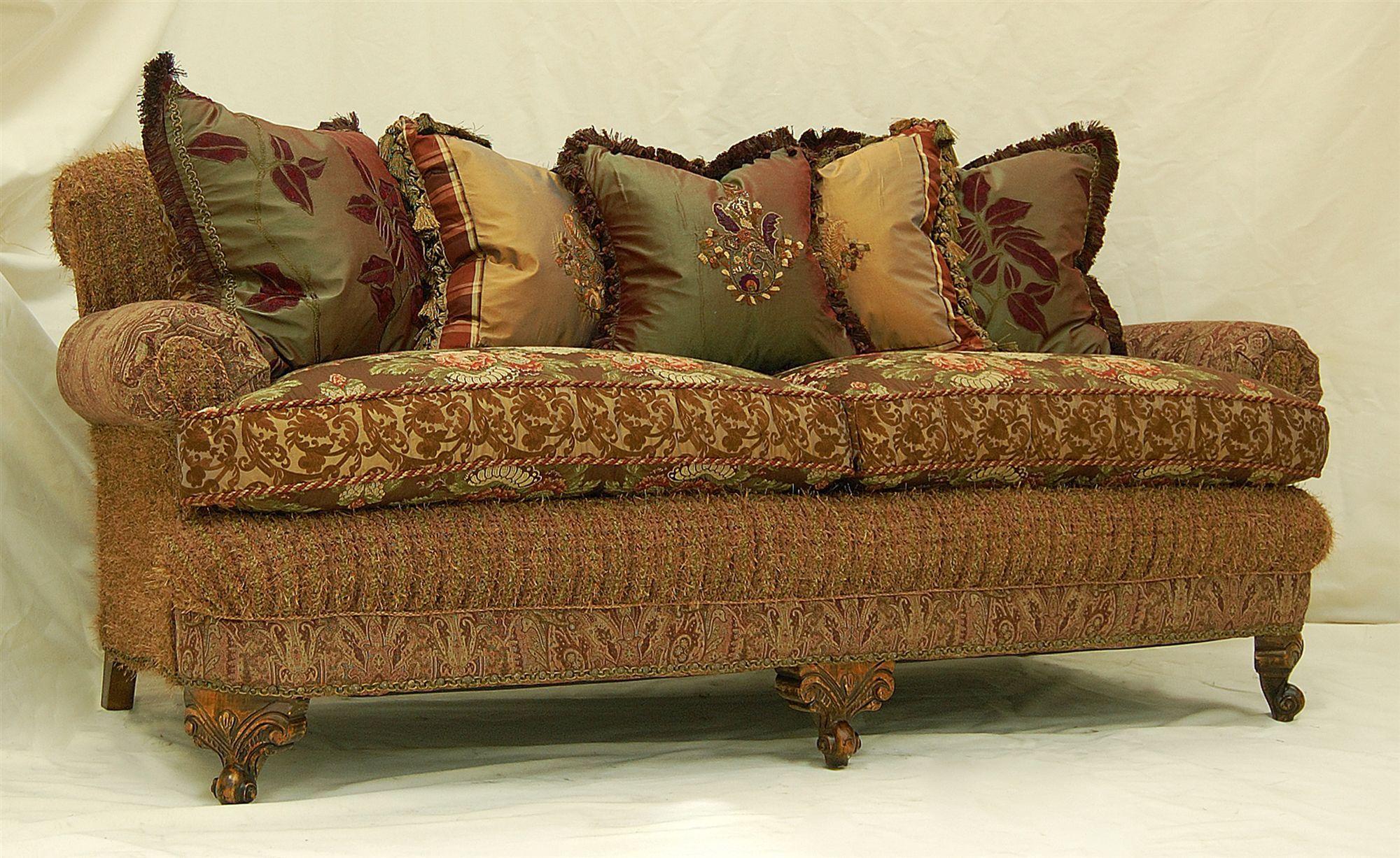 Jeffrey Zimmerman Furniture Jeff Collection Back Sofa Kcf Zimm