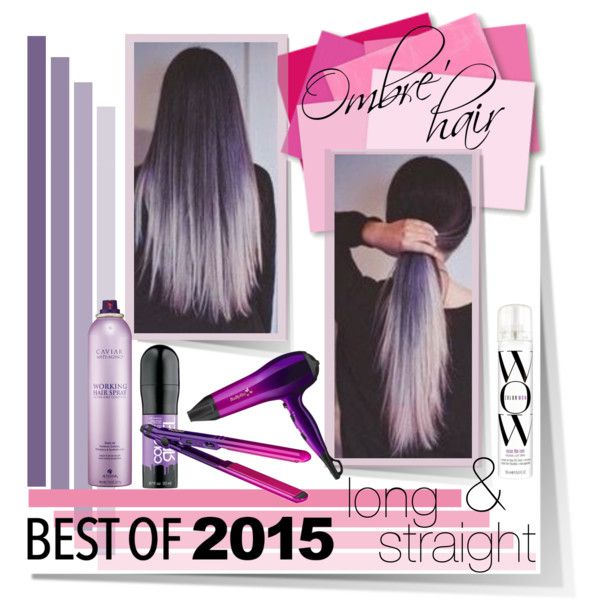 Beauty Trend: Ombre Hair on Polyvore