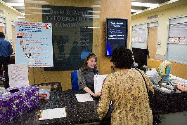 WIC Public Services Desk