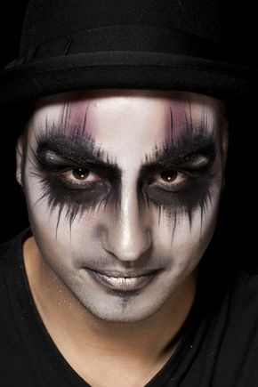 Halloween Make Up Ideen Das Gesicht Fur Halloween Vollig Verandern