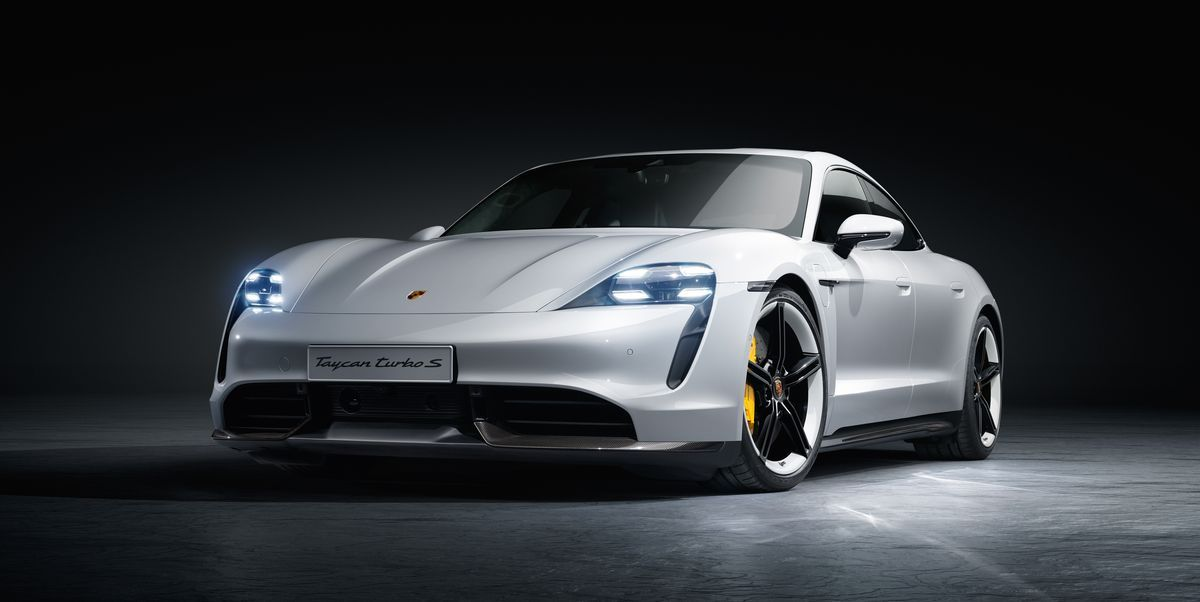 2020 Porsche Taycan Is A Lot More Expensive Than The Tesla Model S Porsche Taycan Electric Sports Car Porsche