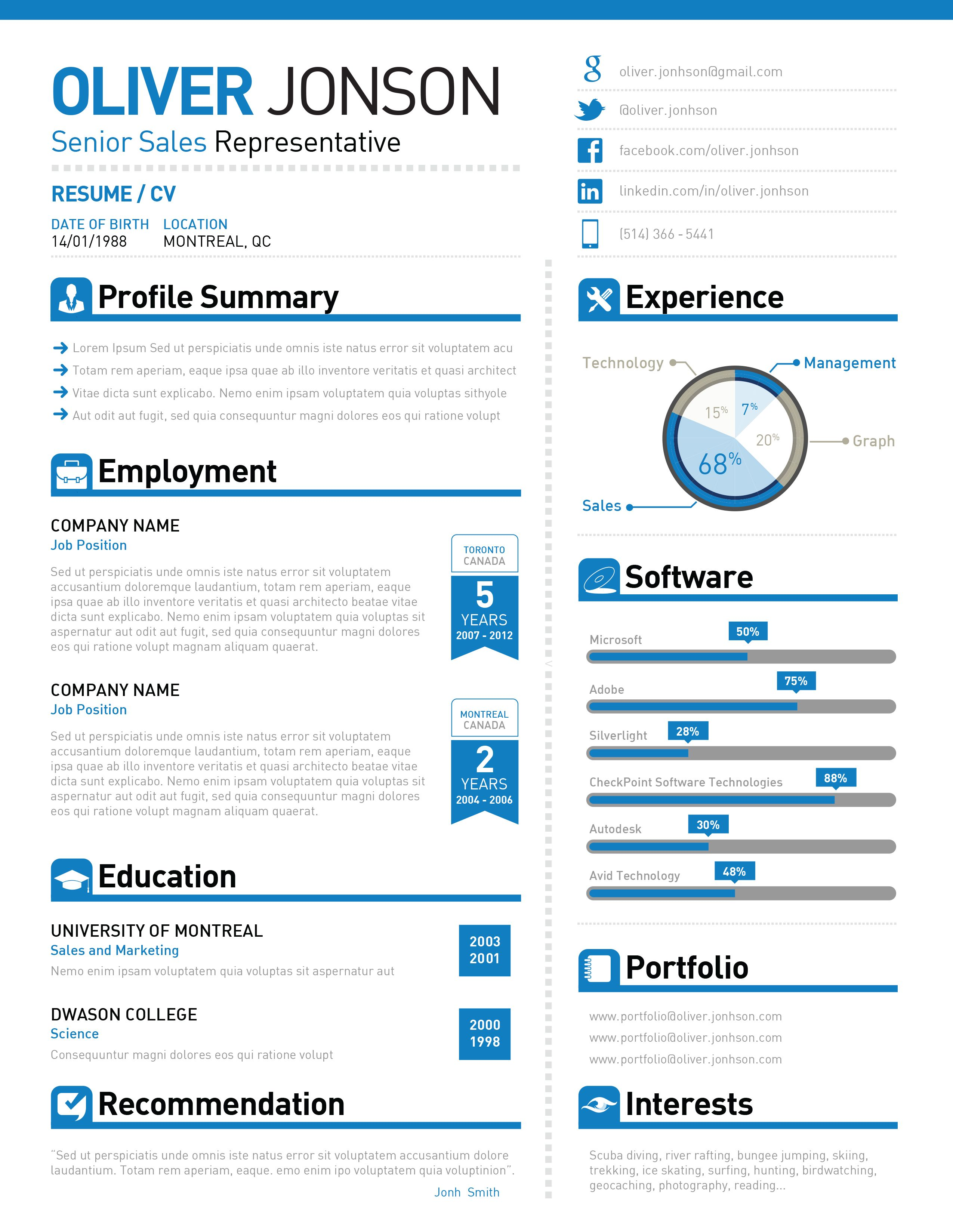 Pin By Eximius Personnel On Visual Resumes Resume Professional Resume Visual Resume