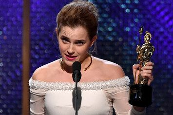 You Need To Watch Emma Watson Dedicating An Award To Her Dead Pet Hamster