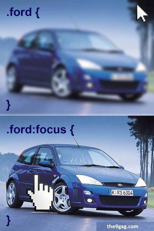 Ford Focus Meme : focus, FOCUS, Programmer, Humor,, Focus,, Focus