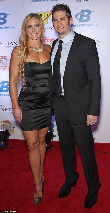 Holly Holm Married To Husband Jeff Kirkpatrick Happy Couple No