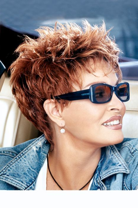 Photo of Short Spiky Wig | Power by Raquel Welch Wigs
