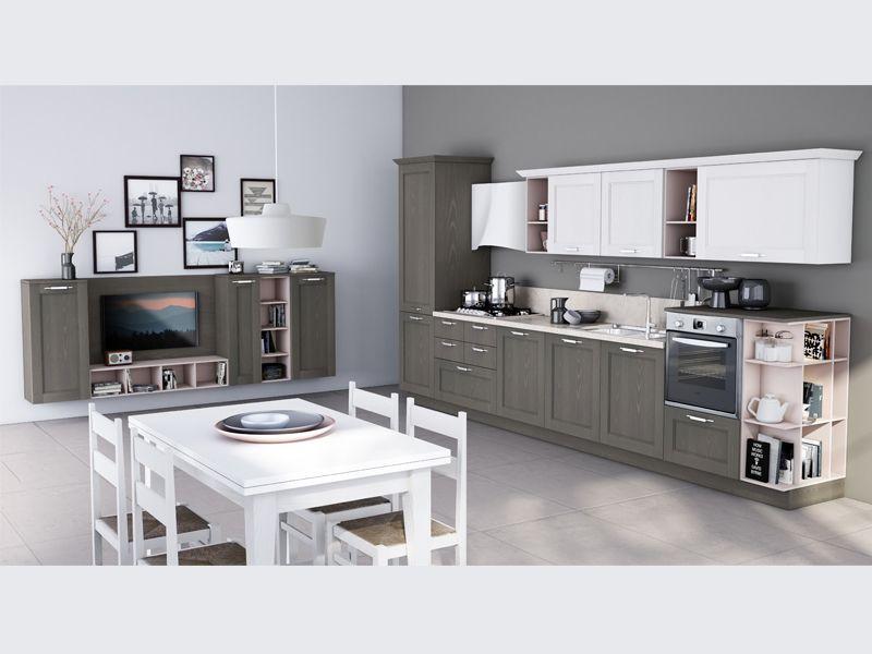 colori pareti con cucina bianca - Cerca con Google   pareti ...