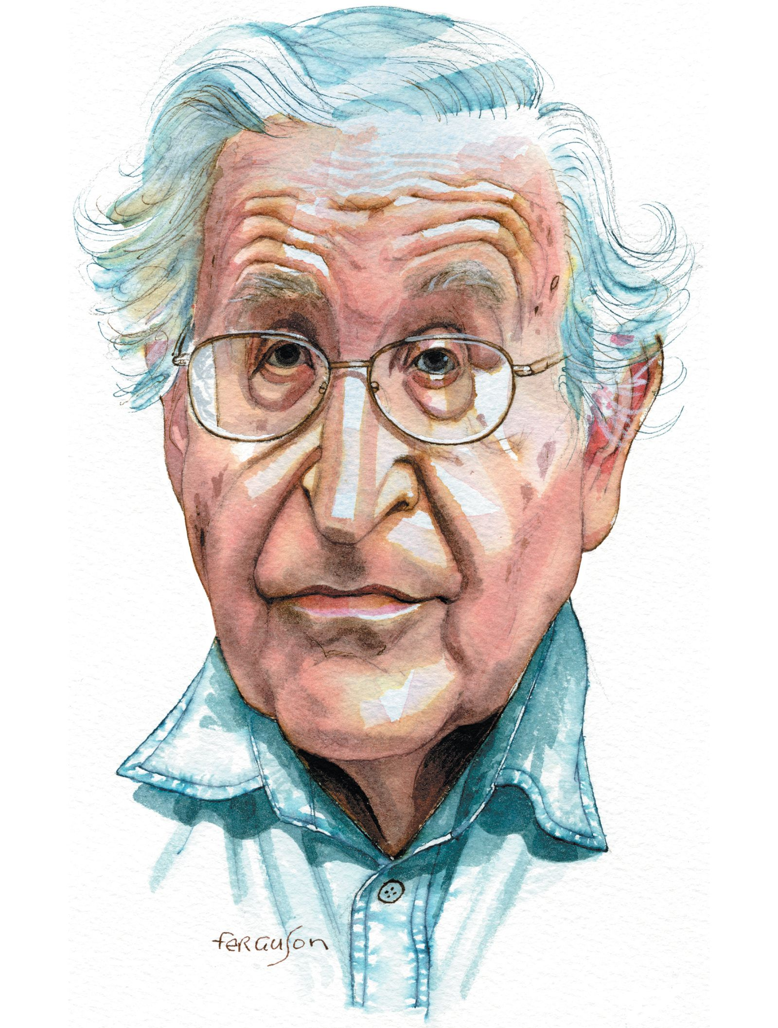 noam chomsky essay Example essay on noam chomsky from his father, noam chomsky was introduced to the field of linguistics and received some early information in the historical principles linguistics.