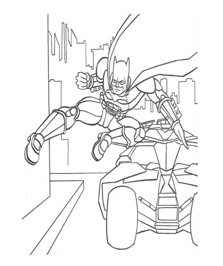 Batman Action Coloring Pages Batman Coloring Pages Coloring Pages For Boys Coloring Pages