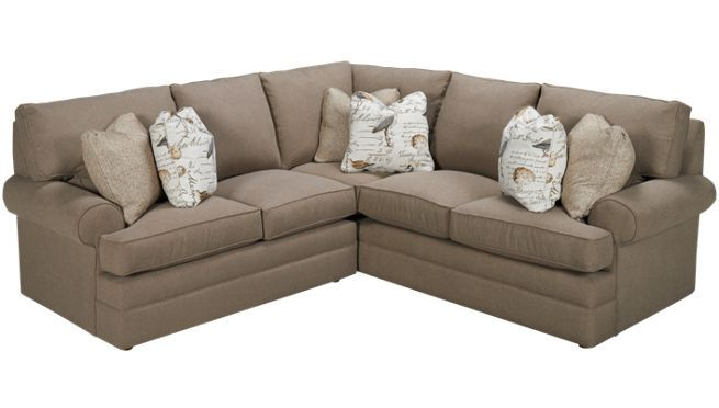 Strange Kincaid Custom 2 Piece Sectional Sectionals For Sale Beatyapartments Chair Design Images Beatyapartmentscom