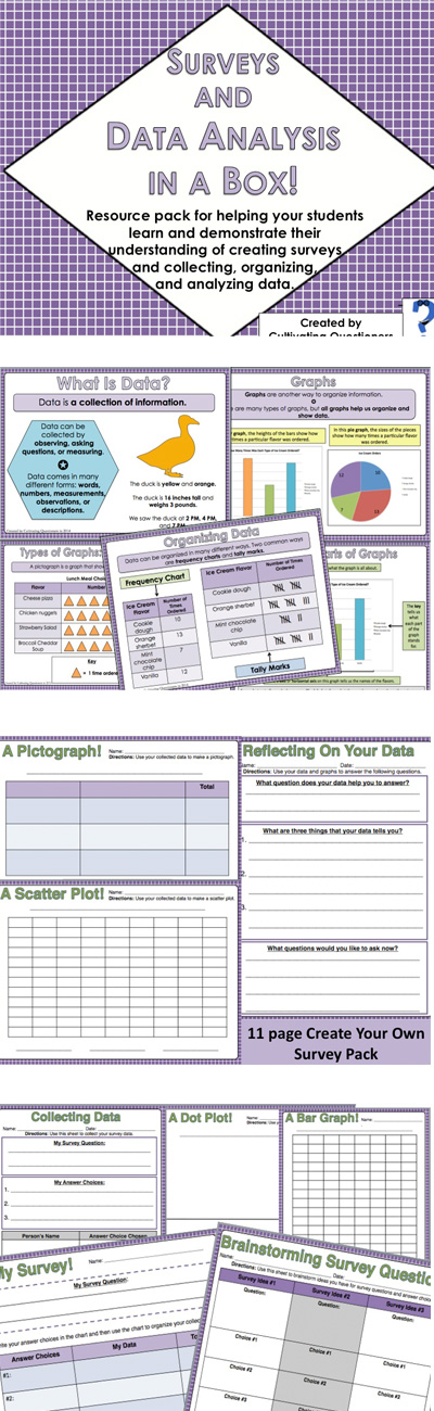 Survey Creation and Data Analysis in a Box! Collect