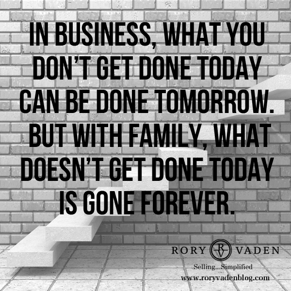 Family first quote importance hardwork inspiration