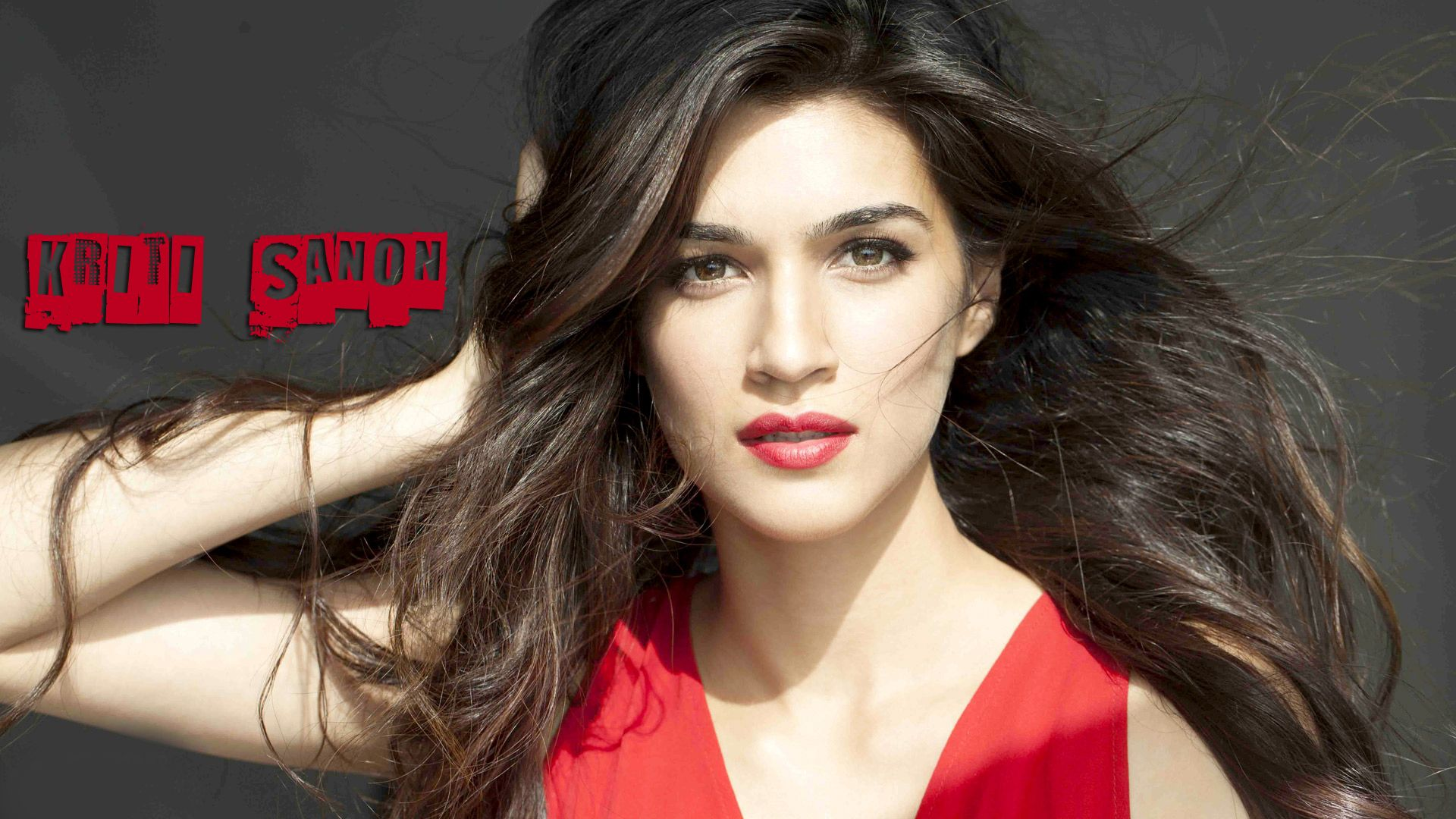 Bollywood Actors Walpaper In 2080p: Kriti Sanon HD Wallpaper Kriti Sanon, Bollywood Actress