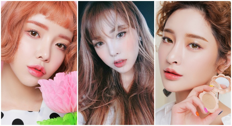Korean makeup trends 2019 Base, eye, and lip looks that