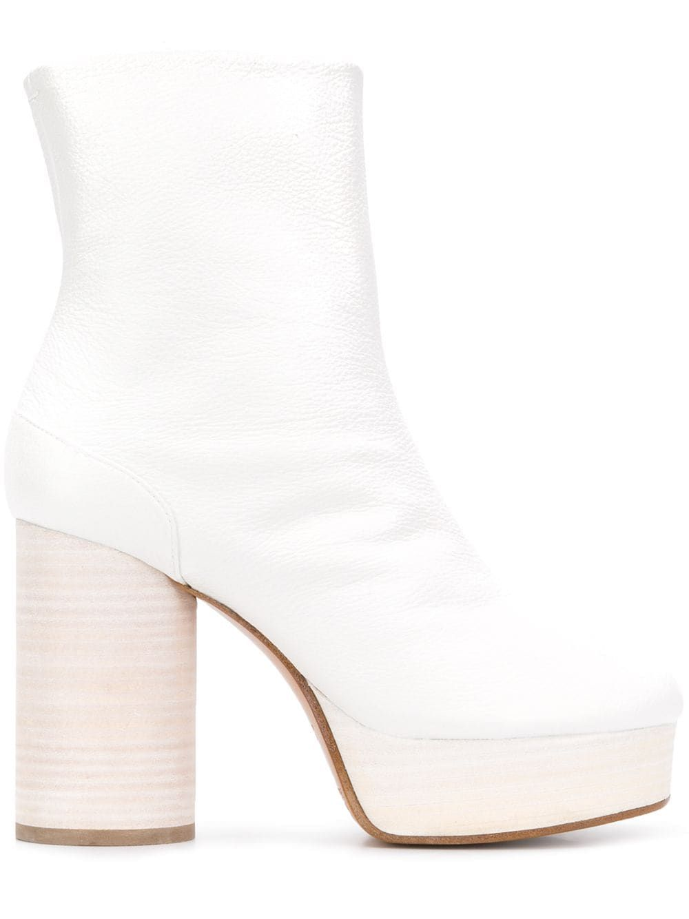 sneakers for cheap low price sale finest selection Maison Margiela Tabi boots - White in 2019   Products   Boots ...