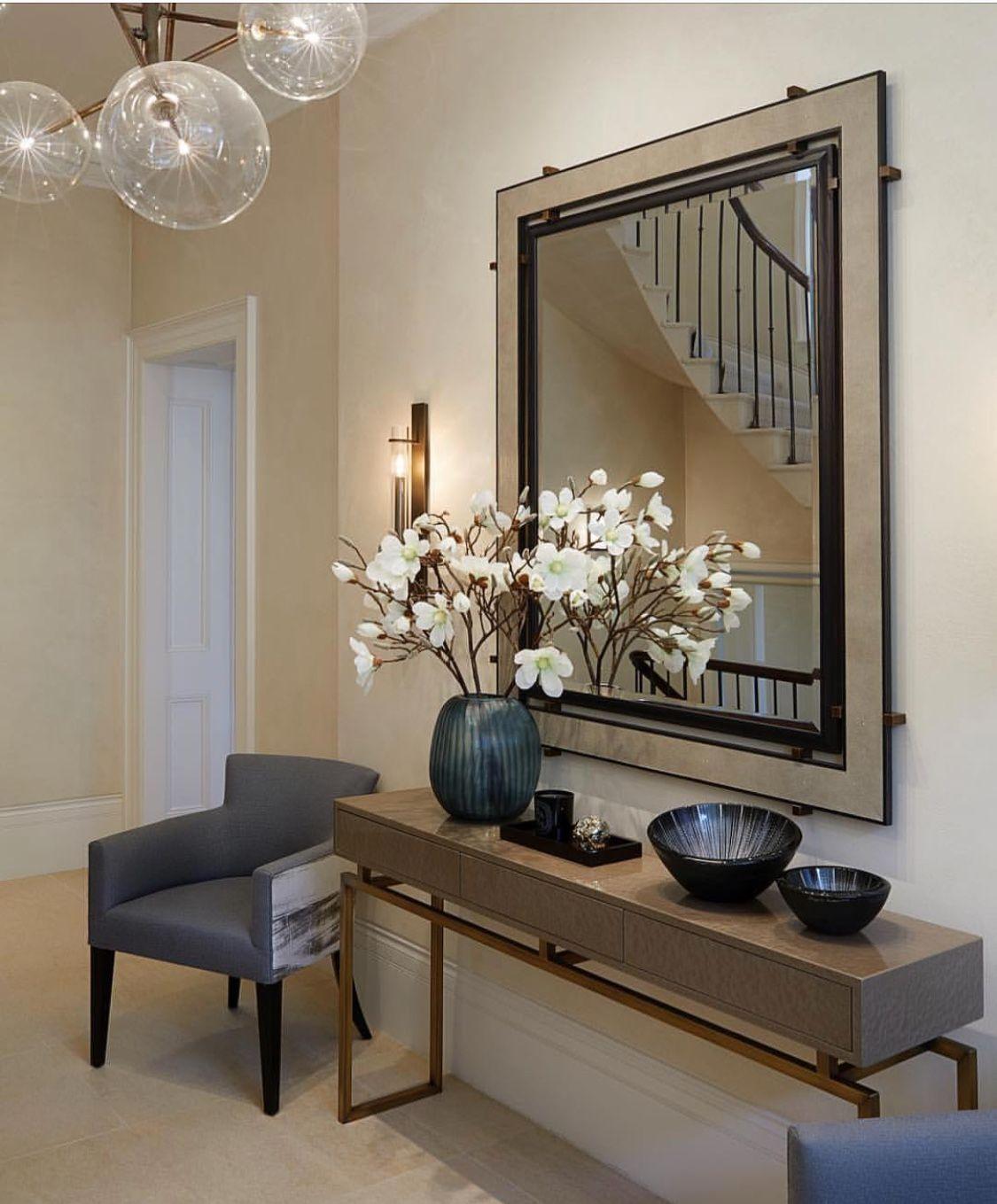 Entry hallway lighting  Pin by Halise Devrim on Home Interiors  Pinterest  Entrance halls