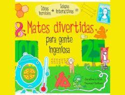 Libros de matemáticas, para xogar, divertirse e aprender.
