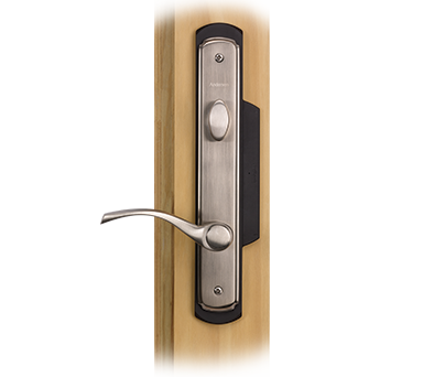Hinged Patio Door Verilock Hardware Smart Home Technology Hinged Patio Doors Home Technology
