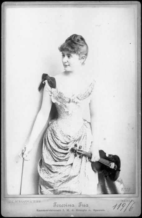 Teresina Tua. 1886