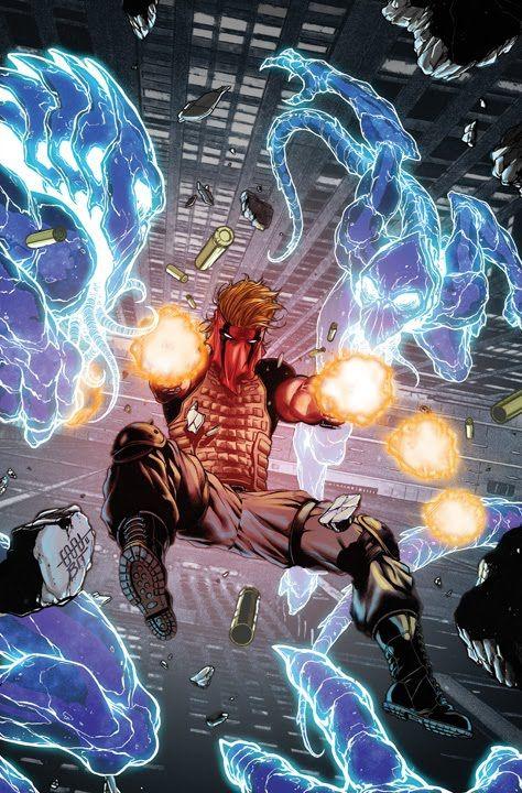 grifter dc comics #1 | Grifter na DC Comics