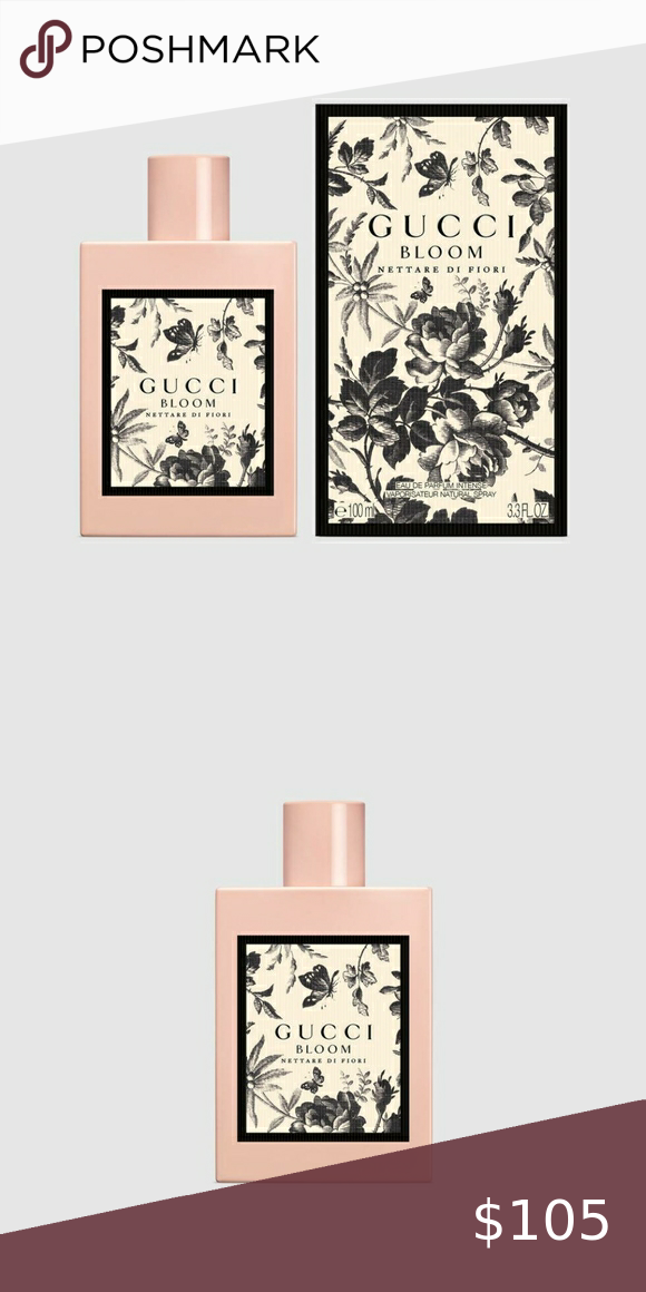 Nwt Gucci Bloom In 2020 Bloom Gucci Floral Scent